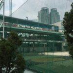 香港のゴルフ打ちっぱなしで練習(Waterfallドライビングレンジ) @Olympic City(奥海城)