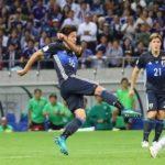 香港でサッカー日本代表ワールドカップアジア最終予選・イラク戦をTV観戦!(2016年10月6日)