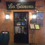 ふらっと立ち寄る路地裏のレトロなイタリアンレストラン【LA TAVERNA】 @尖沙咀(チムサーチョイ)