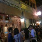香港のカジュアルなタイ料理のお店 【SAMSEN(泰麵)】 @灣仔(ワンチャイ)